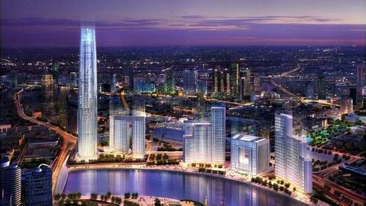 高银金融117摩天大厦 未来3―5年 天津将再添