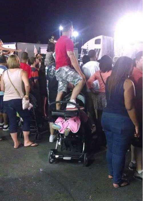 别让男人带孩子!