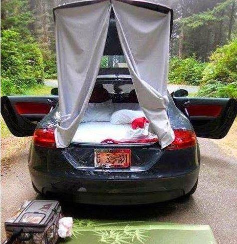 敞篷车算什么?