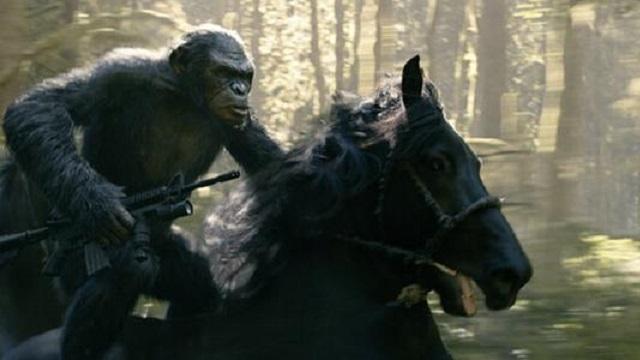 《猩球崛起:黎明之战》史诗特辑