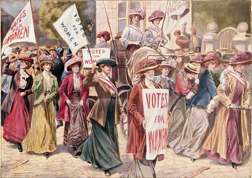今日最大声150728:在女权的高级阶段,女人很累男人很爽