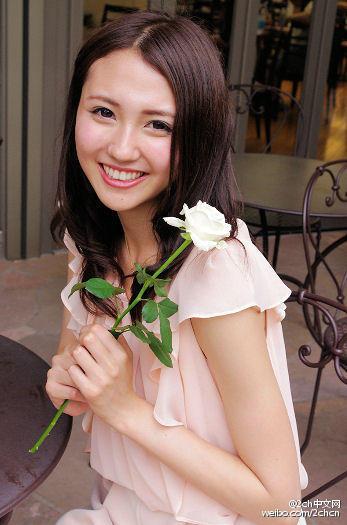 [洋跟帖]看了日本最可爱女生