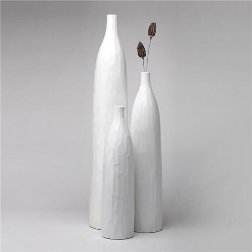 对称花瓶剪纸步骤图解