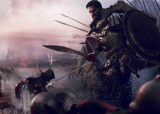 西方项羽-战神汉尼拔的传奇人生图片