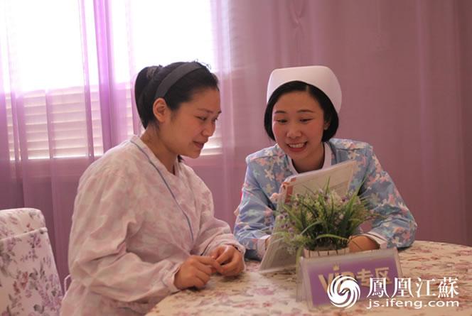 姜春花:在啼哭中感受幸福 用双手拥抱生命
