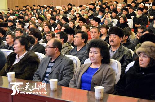 新疆启动党的民族宗教政策宣讲活动