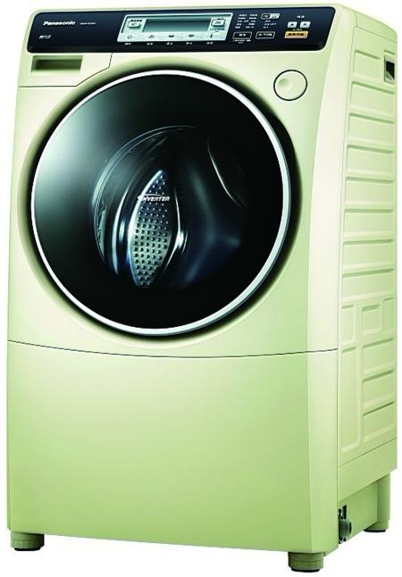 松下斜式滚筒洗衣干衣机阿尔法系列