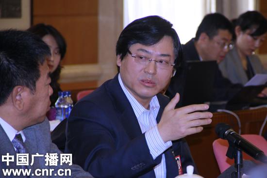 全国政协委员 联想集团董事长杨元庆