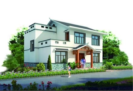 150平方房子施工图 求农村小户型cad别墅房屋设计平面图纸及