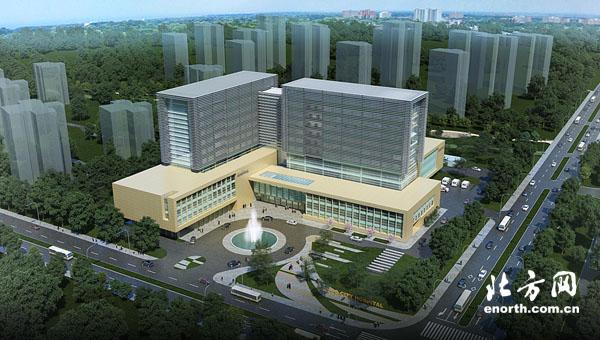 国际化特色鲜明的三甲综合医院