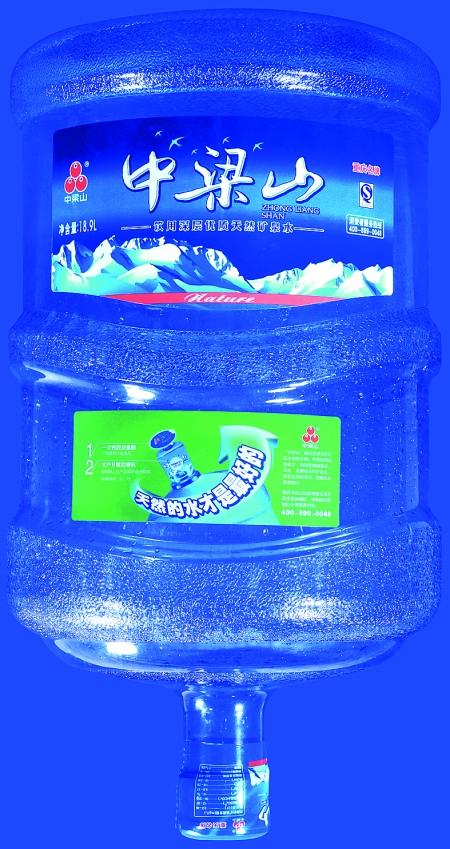 重庆中梁山桶装水