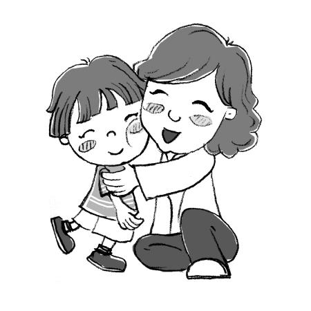 """""""我来劲了,继续问:""""你爱爸爸妈妈吗?""""儿子十分肯定地说:""""爱."""