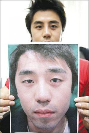 """韩国男性整容市场年增15% 花样男子淘汰""""纯爷们"""""""