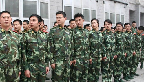 魏哲浩yoyo秀恩爱 曝湖南台主播军营生活照/图