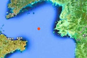 事发地点位于东经123度57分、北纬38度05分,属于中国海域。辽丹渔23979号辽丹渔23528号辽丹渔23526号三艘渔船在此被朝鲜船只挟持进入朝鲜海域。