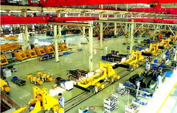 高端装备制造业基地——山东临工-临沂 谋划大战略 发展开新局