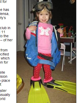 美2岁女孩智商135 成门萨俱乐部最年轻美国成员(图)