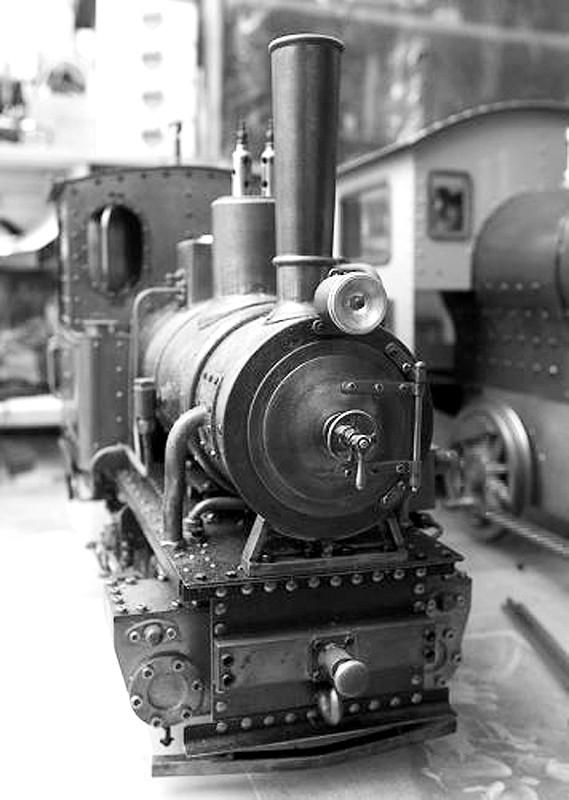 陆继明自制蒸汽小火车wow图纸炼金大全图片