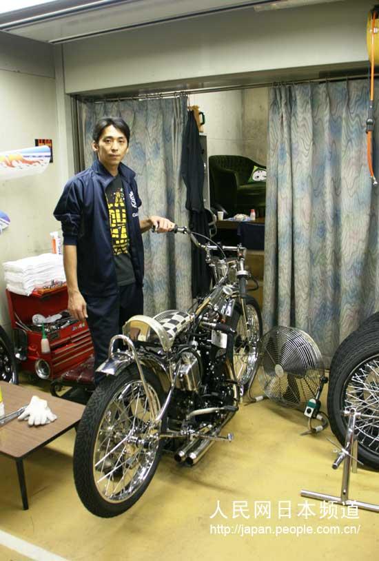 为追梦者敞开大门:日本最具激情的摩托车赛 资