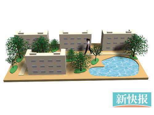 3d游戏逛校园 手绘地图萌翻天