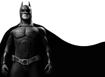 小丑蝙蝠侠素描吧7步骤