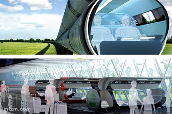 【未来城市】比飞机还快!比登月还难? 真空管道交通:少数派的纸上谈兵