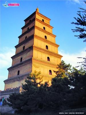 而位于大雁塔南广场的西安美术馆,同时也是陕西书画艺术品交易中心