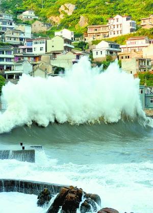 全国防汛防台风警报升级