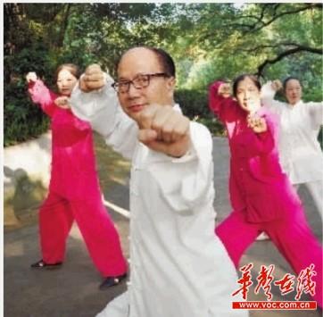 杨氏太极拳第六代传人:太极不是老人体操