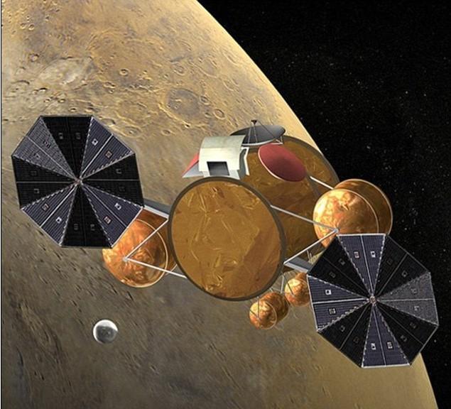 美计划20年内把火星样本带回地球 或将发射多个火星探测车