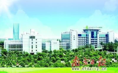 南方医科大学北滘医院.-广大居民就近享受高端医疗服务图片