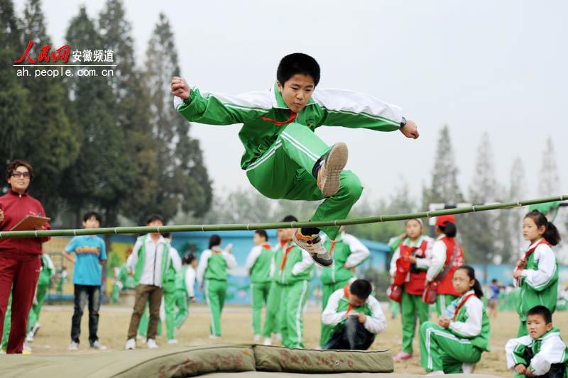 小学生运动会(组图)图片