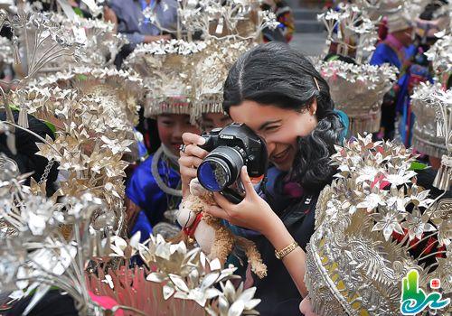 贵州凯里苗族银饰_凯里原生态民族文化旅游节暨凯里银饰刺绣博览会将于11月18日至22日