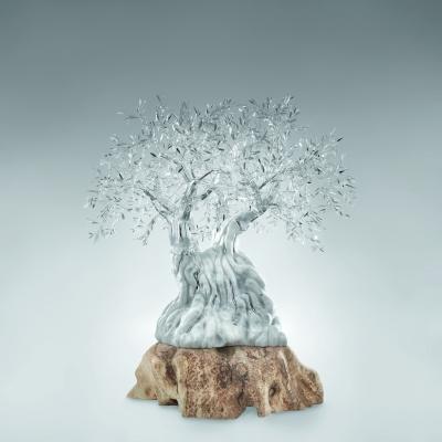 铂金橄榄树,一曲与钻石的臻美恋曲