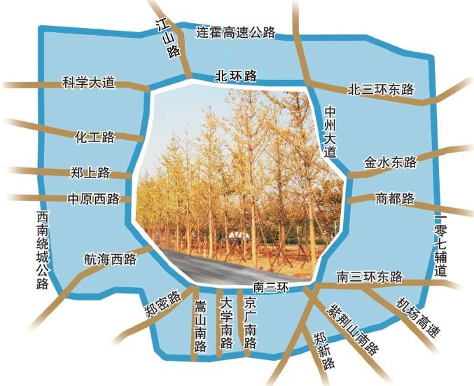 郑州雕塑公园位置