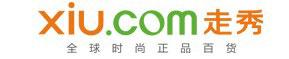 走秀网新logo由柔和明快的绿色和橙色构成。