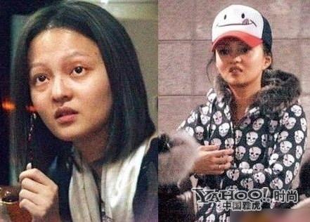 章子怡宋慧乔 揭秘女星不为人知的另一张脸(图)