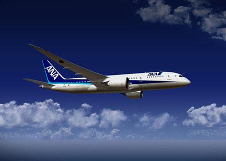 多电飞机 787