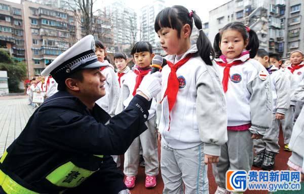 贵阳中小学开学第一天不少特色办小学开学典怎么样童梦学校图片
