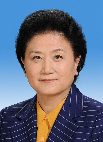 中华人民共和国国务院副总理刘延东新华社发