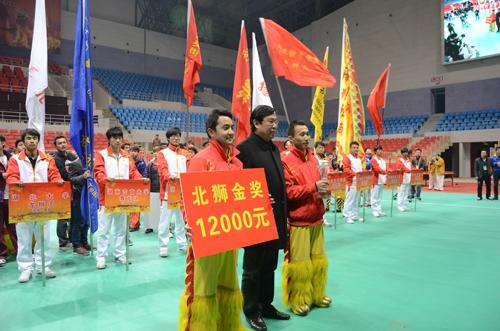 濮阳/濮阳举办2013全国舞龙舞狮争霸赛