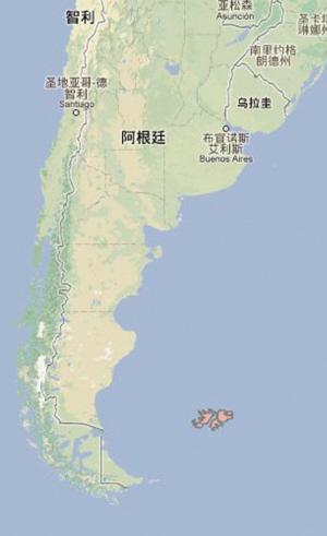 马岛是谁的 英国阿根廷打闹180年无果1672名岛上选民这两天公投自决