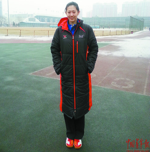 薛明不想再错过里约奥运会