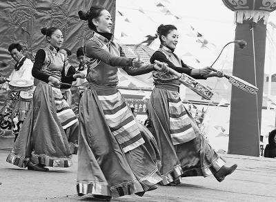 喜迎西藏百万农奴解放纪念日