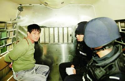 死刑犯注射执行图片