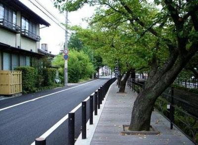 日本街道资料图
