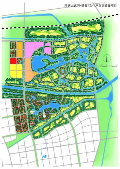 泗县开发区地图