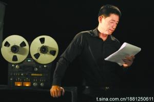 北京电视台《档案》节目一开播,主持人石凉立马留住了观众的目光.图片