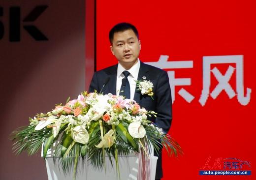 """新紧凑型商务车东风小康""""风光""""上海发布"""