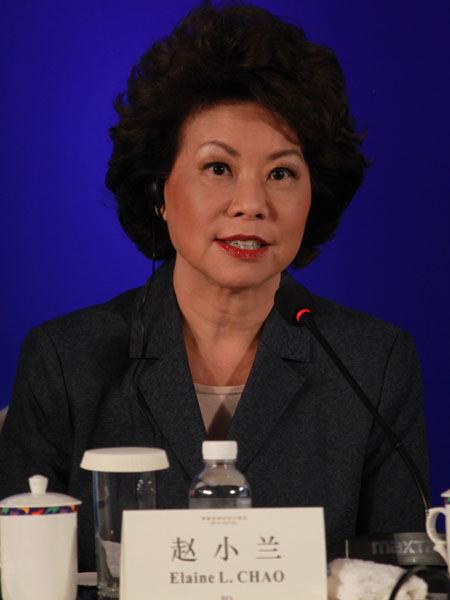 赵小兰:教育应重视塑造人格 美国应该反思